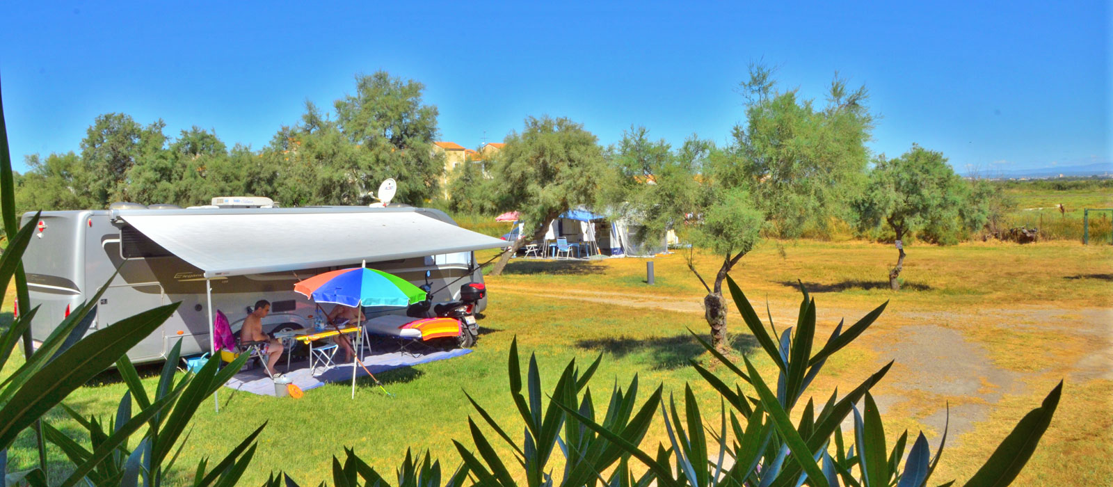 Montpellier plage camping related keywords montpellier for Salon camping montpellier